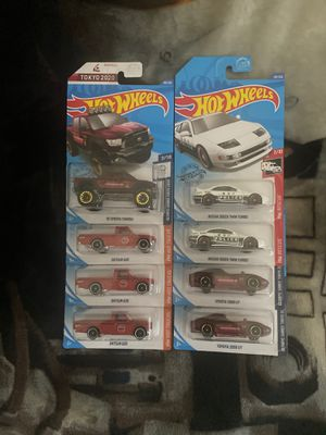 Hot Wheels $3 EACH for Sale in Garden Grove, CA