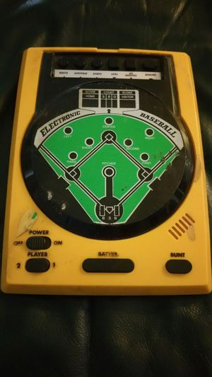 Electronic baseball game for Sale in Pittsburgh, PA