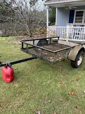 Utility trailer 5x8 for Sale in Columbia, SC