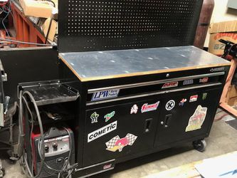 Husky Tool Chest, Box Welding Cart for Sale in Carson,  CA