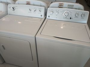 Kenmore wascher and electric drayer good condition 90 days warranty for Sale in Mount Rainier, MD