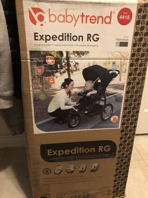 Baby trend stroller / Jogging for Sale in Rockville, MD