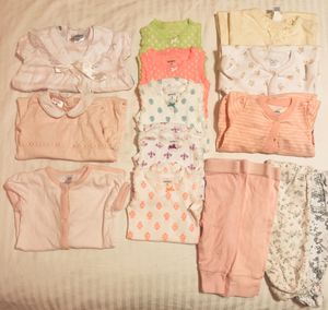Baby girl clothes lot for Sale in Seattle, WA