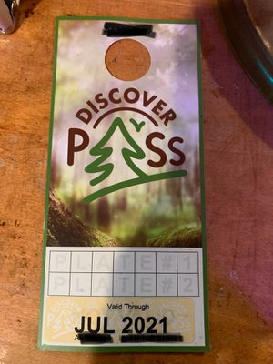 Discovery pass for Sale in Lake Stevens, WA