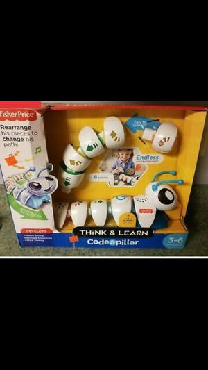 Fisherprice think and learn code a pillar educational toy for Sale in Rockville, MD