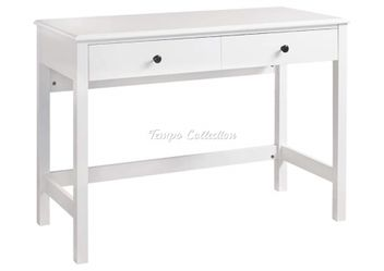 New Desk / Console Table, White, SKU# ASHZ1611054TC for Sale in Santa Fe Springs,  CA
