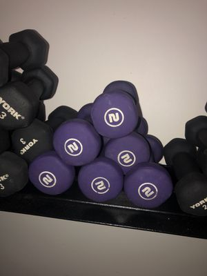 2 Pound Dumbbells for Sale in Brisbane, CA