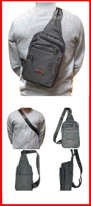NEW! Side Bag Crossbody bag backpack chest bag sling satchel gym bag pouch biking hiking day pack edc backpack travel bag for Sale in Carson, CA