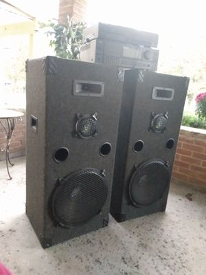 Laznar woofers for Sale in Buffalo, NY