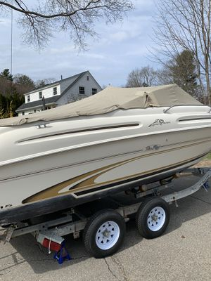 2000 sea ray 215 express cruiser for Sale in Weston, MA