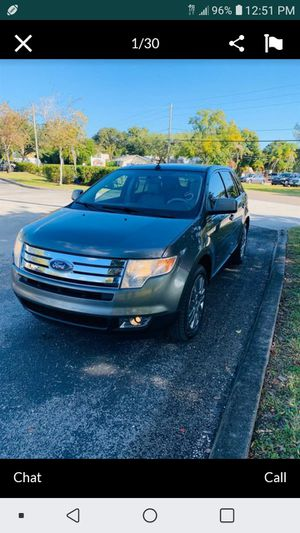 2010 Ford Edge front grill and driver headlight for Sale in TWN N CNTRY, FL