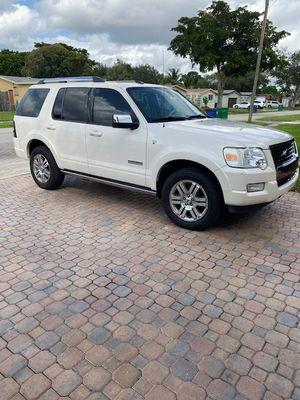 2008 Ford Explorer Limited for Sale in Plantation, FL