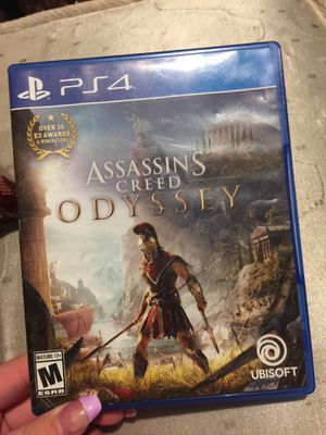 PS4 Assassins Creed Game for Sale in Parma, OH