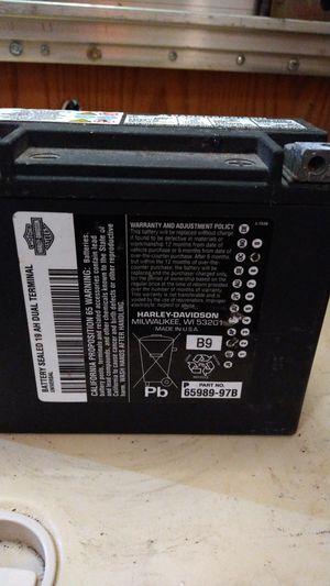 Harley davidson 19ah battery for Sale in Long Beach, CA