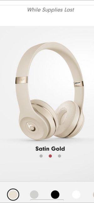 Beats solo 3 for Sale in Boca Raton, FL