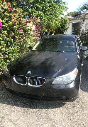 2007 BMW 525i for Sale in Clewiston, FL