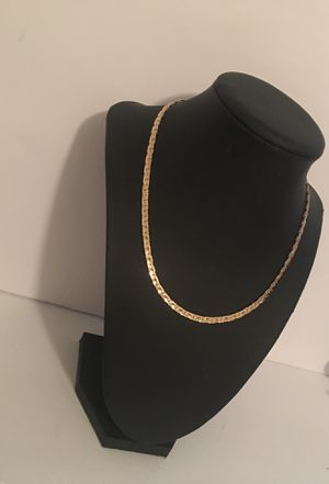 Gold plated chain for Sale in Boston, MA