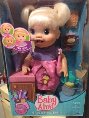 2010 Baby Alive for Sale in Bismarck, ND