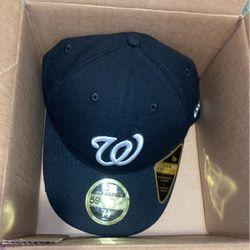 Men's New Era Fitted Low Profile Washings Baseball Cap 7 1/2 for Sale in San Bernardino,  CA