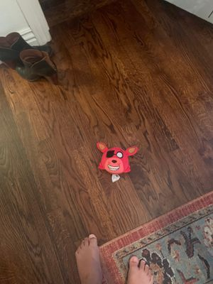 Foxy the pirate plushy FNAF plushy for Sale in Lakewood, CA