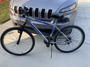 Huffy Highland Mountain Bike 21 Speeds Shimano Equipped for Sale in Canton, MI