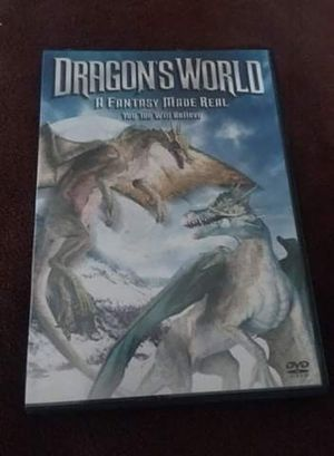 Dragon world dvd for Sale in Oshkosh, WI
