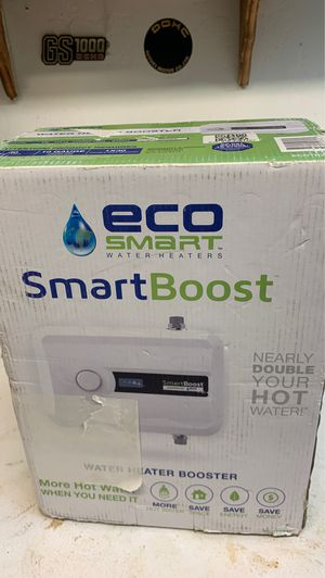 EcoSmart Smart boost water heater booster for Sale in San Diego, CA