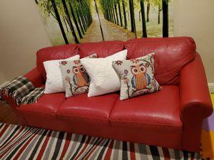 Leather sofa set for Sale in Sacramento, CA
