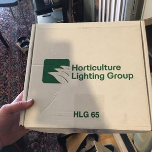 Horticulture Lighting Group - HLG 65 LED grow light (quantum board) for Sale in Los Angeles, CA
