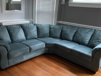 Suede Sofa for Sale in Washington,  DC