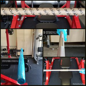 🏋️‍♂️💯% NEW‼ Gorgeous ROGUE Ohio Power Bar 🏋️‍♂️🔥, gym equipment,home gym,Barbell,Weights,Squat Rack. for Sale in Tolleson, AZ