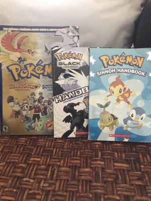 5 Pokémon Handbooks for Sale in Ashburn, VA