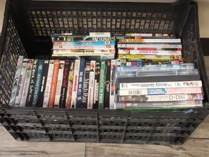 Free dvds for Sale in Madison, NC