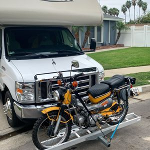 1978 Honda Trail Ct90 Vintage Motorcycle for Sale in Huntington Beach, CA
