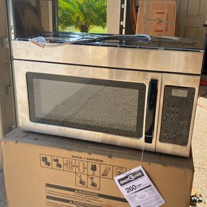 Brand New Microwave Over-the-range for Sale in North Port, FL
