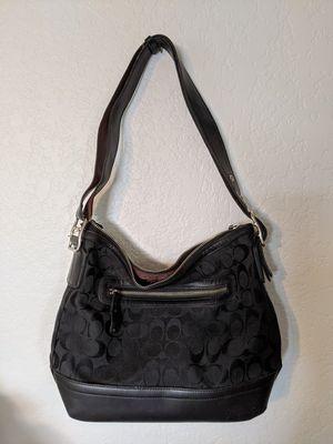 Black Coach Handbag Purse for Sale in Hesperia, CA