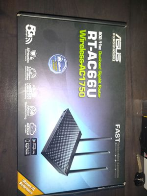 5G Asus router for Sale in Galloway, OH