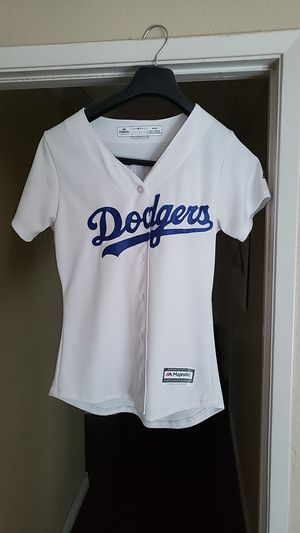 Dodger jersey womans for Sale in Fontana, CA