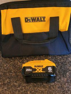 Dewalt Batery 6.0 for Sale in Yakima,  WA