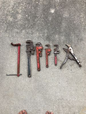 Various wrenches for Sale in Cupertino, CA
