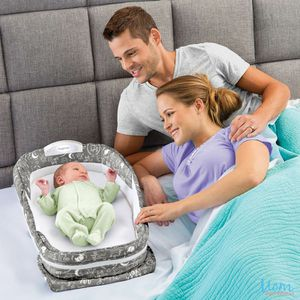 Baby delight snuggle nest XL portable cosleeper for Sale in North Las Vegas, NV