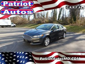 2016 Ford Fusion for Sale in Baltimore, MD
