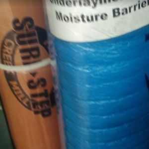 2mm Laminate flooring Underlayment 100sqft Rolls for Sale in Mansfield, TX