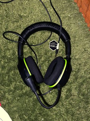 Turtle Beach XO THREE Black Headband Headsets for Multi-Platform for Sale in Chicago, IL