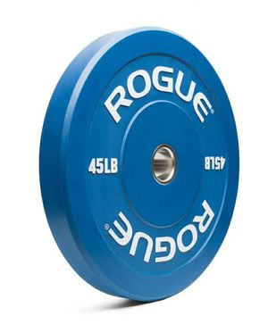 ROGUE COLOR ECHO BUMPER Plates Pairs of 45s, 35s and 25s (210 lb total) for Sale in Rosemead, CA