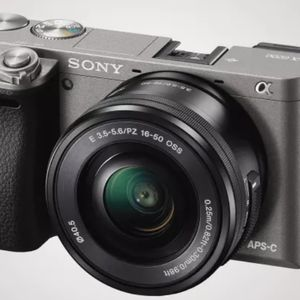 Camera Sony Alpha A6000 (with Bag, Battery, Battery Charger, And Wrist Strap) for Sale in Powell, OH