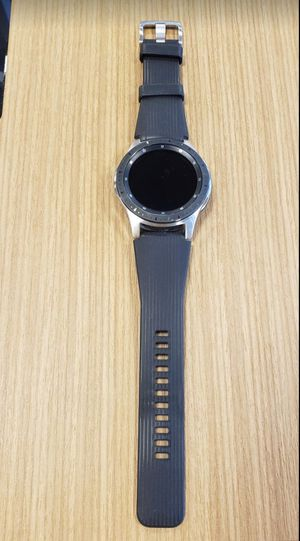 Galaxy Samsung watch black for Sale in Waldorf, MD