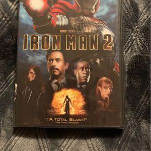 Disney iron man 2 marvel movie for Sale in Oregon City, OR