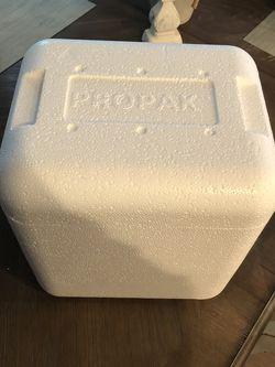 Mini Styrofoam cooler for Sale in South Hill,  WA