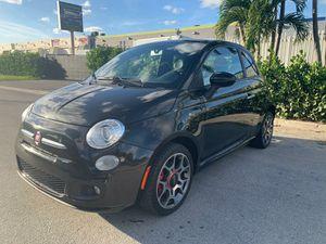 Fiat 500 sport clean title for Sale in Miami, FL